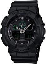 Casio G-Shock GA100CM-4A Camouflage Series Duo Watch
