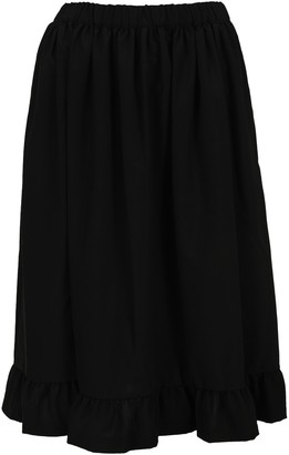 COMME DES GARÇONS GIRL Flared Skirt