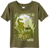 Disney Pixar The Good Dinosaur Toddler Boy Graphic Tee