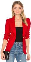 Smythe Duchess Blazer in Red. - size 2 (also in 4,6)