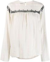 Philosophy di Lorenzo Serafini sequin embellished blouse