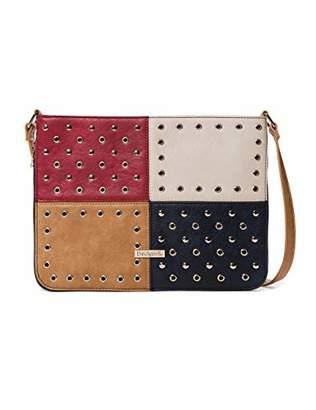Desigual Bag Torino Molina Women Desigual, Women's Cross-Body Bag,2x23x30.5 cm (B x H T)