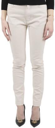Dolce & Gabbana Ecru Audrey Jeans