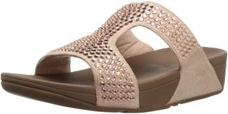 FitFlop Women's Glitzie Slide Sandal
