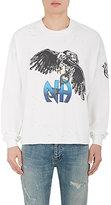 Enfants Riches Deprimes Men's Eagle-Graphic Cotton Long-Sleeve T-Shirt