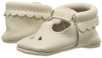 Freshly Picked Soft Sole Mary Jane (Infant/Toddler) (Birch) Girl's Shoes