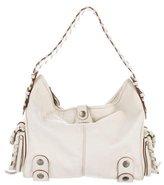Chloé Leather Hobo Bag