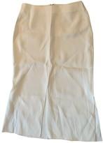 Altuzarra White Silk Skirts