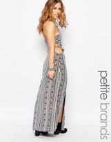 Tribal Print Maxi Dress - ShopStyle