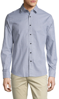 Slate & Stone Cotton Striped Sportshirt
