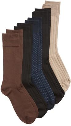 Nordstrom 5-Pack Ultra Soft Socks
