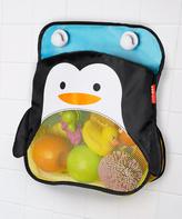Skip Hop Penguin Tub Toy Organizer