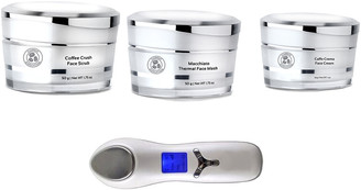 2 Face Evolution Renewal Set Plus Non-Surgical Anti-Aging Dual Face & Eye Ultrasonic Infuser