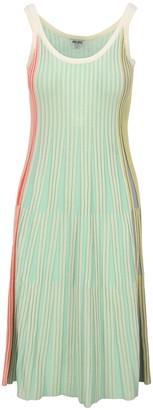 Kenzo Sleeveless Midi Dress