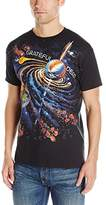 Liquid Blue Men's Steal Your Orbit T-Shirt