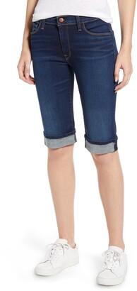 Hudson Amelia Cuff Bermuda Shorts