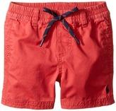 Ralph Lauren Broken Twill Relaxed Shorts Boy's Shorts