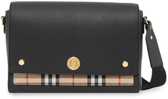 Burberry Vintage-Check panel crossbody