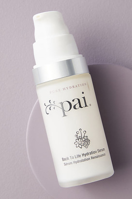 Pai Skincare Back To Life Hydration Serum By in White Size ALL