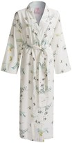 Munki Munki Cotton Flannel Robe - Long Sleeve (For Women)