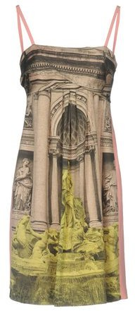 Thumbnail for your product : Moschino Cheap & Chic MOSCHINO CHEAP AND CHIC Short dress