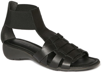 The Flexx Bandeau Leather Sandal