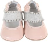 Robeez Mini Shoez Annie (Infant) - Rose Smoke-6 (18-24 Months)