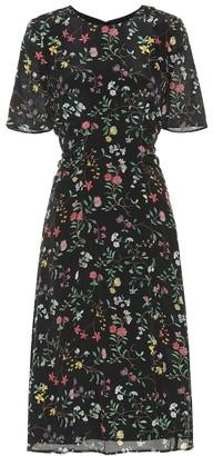 Altuzarra Sylvia floral silk midi dress