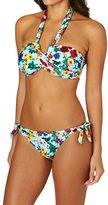 Lepel Flower Power Tie Side Bikini Bottoms