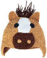 San Diego Hat Company Tan Horse Beanie