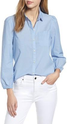 Lucky Brand Pinstripe Shirt