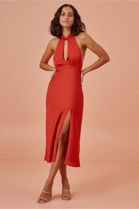 Finders Keepers GABRIELLA DRESS red