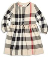 Burberry Little Girl's & Girl's Plaid Dress