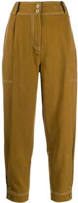 Ulla Johnson high-waist tapered trousers