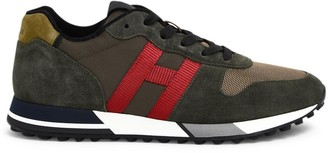 Hogan Sneakers H383 Verdi