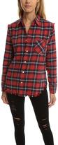 R 13 Inside Out Slim Boy Shirt