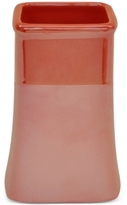 Jessica Simpson Kensley Spice Coral Tumbler
