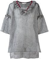 Tsumori Chisato check tunic top