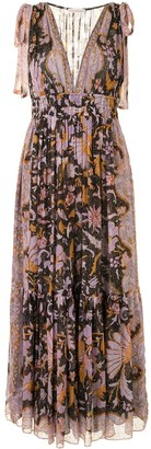 Ulla Johnson Floral Print Annalise Dress