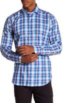 Peter Millar Pianosa Plaid Refined Fit Long Sleeve Shirt