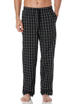 Perry Ellis Woven Check Sleep Pant