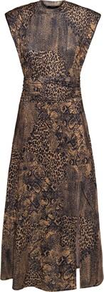 AFRM Cutout Back Winslow Dress