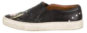 Givenchy Rottweiler Slip-On Sneakers