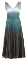 Burberry Silk Chiffon Dress