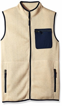 Dockers Sweater Fleece Vest