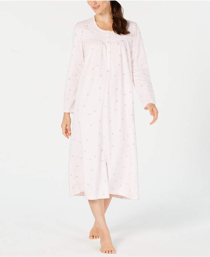 Petite Fleece Nightgown