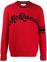 Alexander McQueen Cotton Sweater