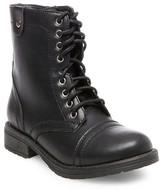Cat & Jack Girls' Lene Lace-Up Boots Cat & Jack - Black