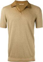 Nuur plain polo shirt - men - Cotton - 48