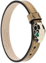 Bulgari Serpenti buckle bracelet